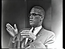 Malcolm X Goes BEAST MODE On White Liberal (1963)