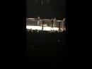 UFCMoscow видео прямо с Олимпийского, было очень круто!