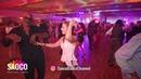 Willy DJ Viper and Yulia Timusk Salsa Dancing at El Sol Warsaw Salsa Festival, Friday 09.11.2018