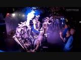 Compressorhead - Ace of Spades (Motorhead) with singer