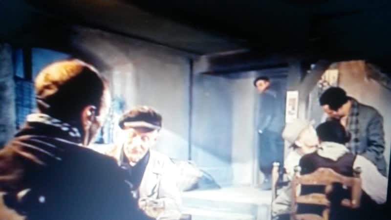 Фрагмент фильма Убийство на улице Данте ( 1956 ) с Иннокентием Смоктуновским