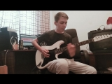 Periphery - Luck as a constant (cover)