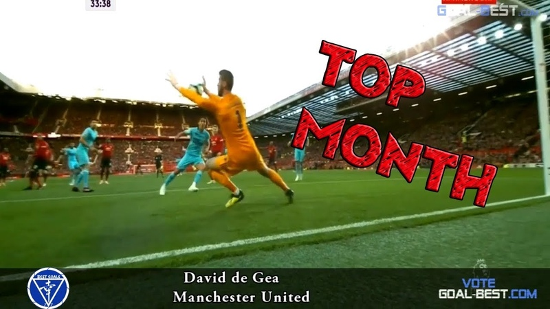 TOP Goalkeeper Saves ● Month October 2018/2019 👏