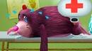 ДОКТОР КИД 8 Мультик игра - лечу животных Маленьких питомцев и его друзей Пурумчата
