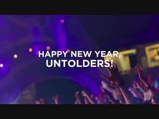 Happy New Years, Untolders!