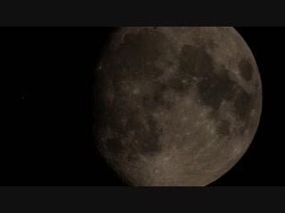 .?...Съемка через телескоп на 19.11.2018...видео Andreas Gräf .