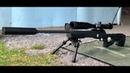 300м ВПО - 223 очередной отстрел патрон FMJ 15