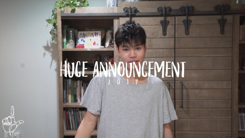 Huge announcement | Sean Lew