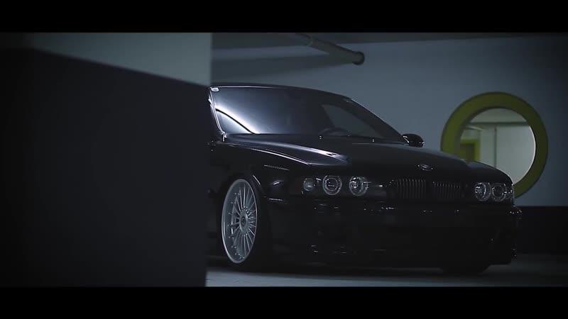 BMW E39 525i Tuning X Men Angel Eyes