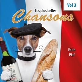 Édith Piaf альбом Les plus belles Chansons, Vol. 3