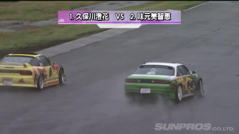 D1LL 2011 Rd.2 at Nihonkai Maze Circuit 5.