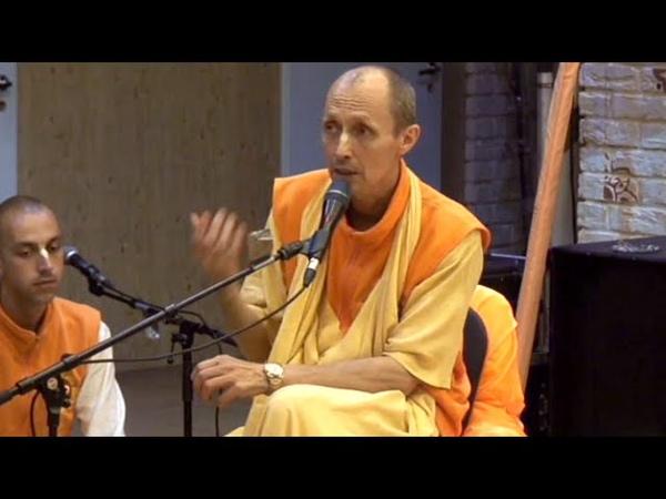 Бхакти Ананта Кришна Госвами - 2015.07.27 - Экадаши