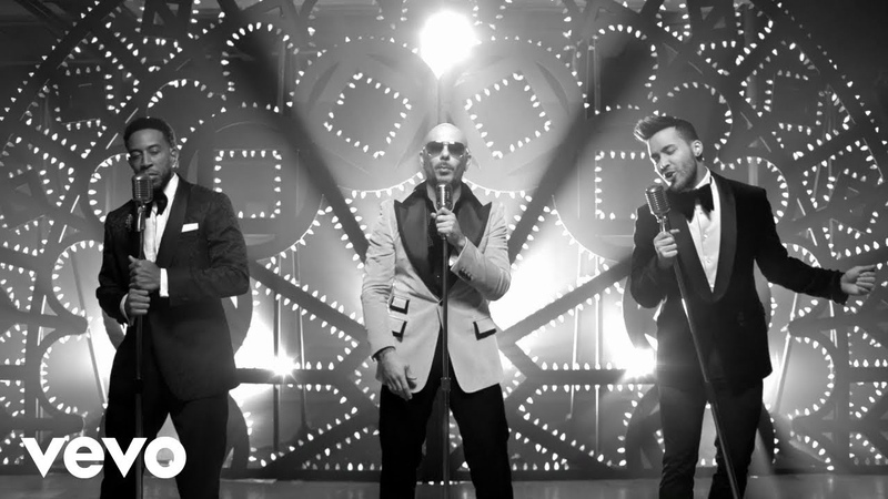 Pitbull feat. Prince Royce Ludacris - Quiero Saber