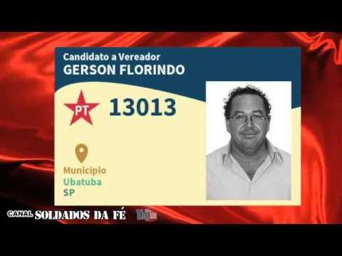 Vaza audio de Gerson Florindo do PT tramando entrar nas igrejas para escandalizar Bolsonaro