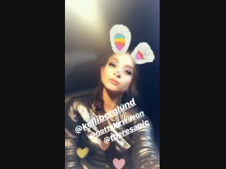 Kelli via Niki Koss's Instagram story.