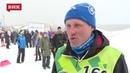 Андрей Нутрихин - Чемпионат России по лыжным гонкам 2018 года