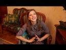Елизавета Арзамасова делится впечатлениями о своих новых шторах