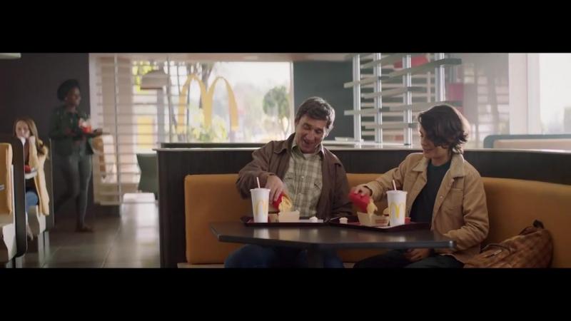 McDonalds Tio Roberto Brand TV Commercial 60s
