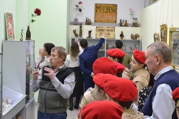 """Выставка """"Музей Камы"""""""