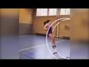 Фантастика Гимнасты 80 уровня. НЕВЕРОЯТНЫЕ способности людей - подборка трюков по гимнастике 2017