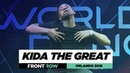 Kida The Great | FrontRow | World of Dance Orlando 2018 | WODFL18