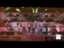 FANCAM 180623 27th Lotte Family K Wave Concert @ EXO Ko Ko Bop