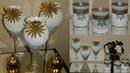 Elegant Christmas Candle Holders Dollar Tree Christmas Home Decor