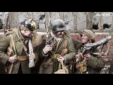 Цветная хроника Первой мировой от Питера Джексона