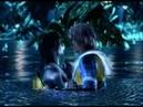 FFX-The Spring(Yuna n Tidus kissing scene)HQ/English version