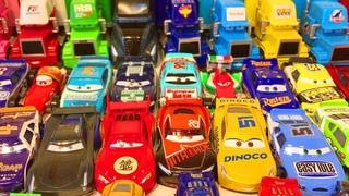 Мультики про Машинки Тачки Игрушки Дисней Мультфильмы для Детей Играем Вместе