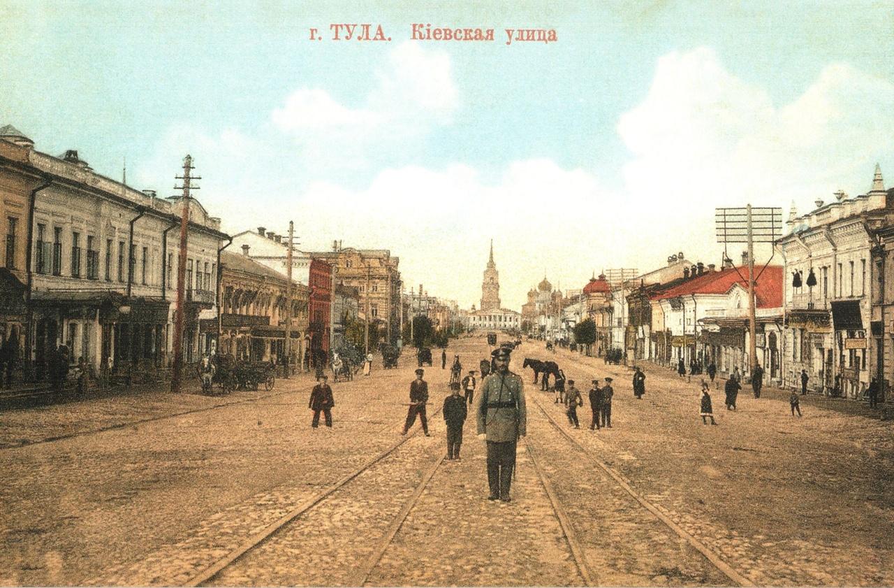 Афиша Тула Экскурсия «Тула пешком: от крепости к искусству»