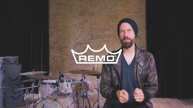 Remo Benny Greb Drumhead Applications