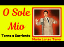 Mario Lanza sings O SOLE MIO and Torna a Surriento High C Live from 1951 1955 and 1958
