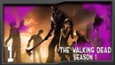 The Walking Dead 1 сезон (Эпизод 1) - Прохождение - Клементина