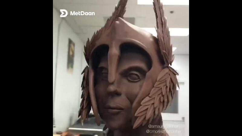 Виртуоз шоколадного искусства Амари Гишон