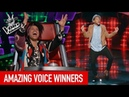 The Voice AMAZING WINNERS from all around the world PART 3