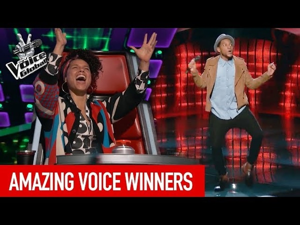 The Voice | AMAZING WINNERS from all around the world [PART 3]