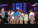 181113 THE SHOW IZONE - La Vie En Rose - OMy second win
