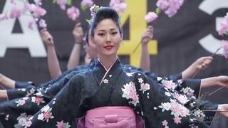 Заказать японское барабанное шоу и японский танец с сакурой Москва
