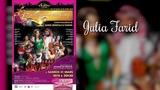 "°•★☆ GOLD OF BELLYDANCE☆★•° {OFFICIAL page}💖 - ""Nostalgia"" - JULIA FARID - Lyon 2018"
