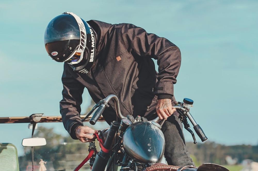 Мотокуртка Akin Alpha 2.0