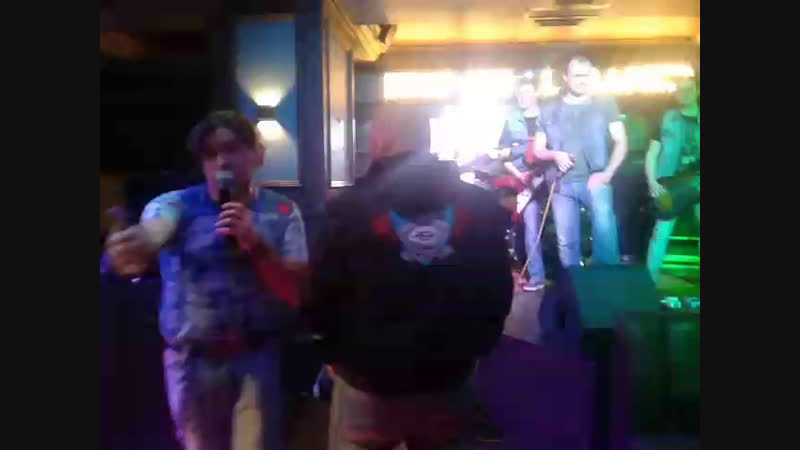 Лидер байк-фестов Свердловской области рок-группаТЮЛЕНИЕкб