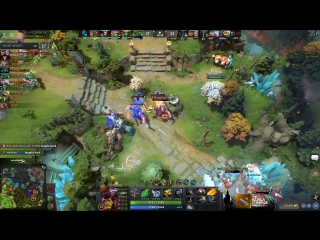 Newbee vs LGD, Game 3