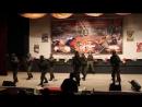 Показательные выступления по рукопашному бою 681 РУЦ РВиА 23 февраля 2017 (online-video-
