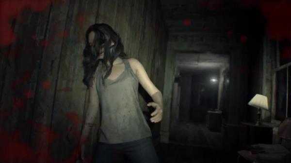 Страшно играть Resident Evil 7 (Biohazard)
