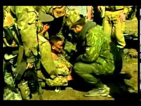 Игорь Растеряев про Юру Прищепноговсем офицерам и солдатам участникам боевых действий