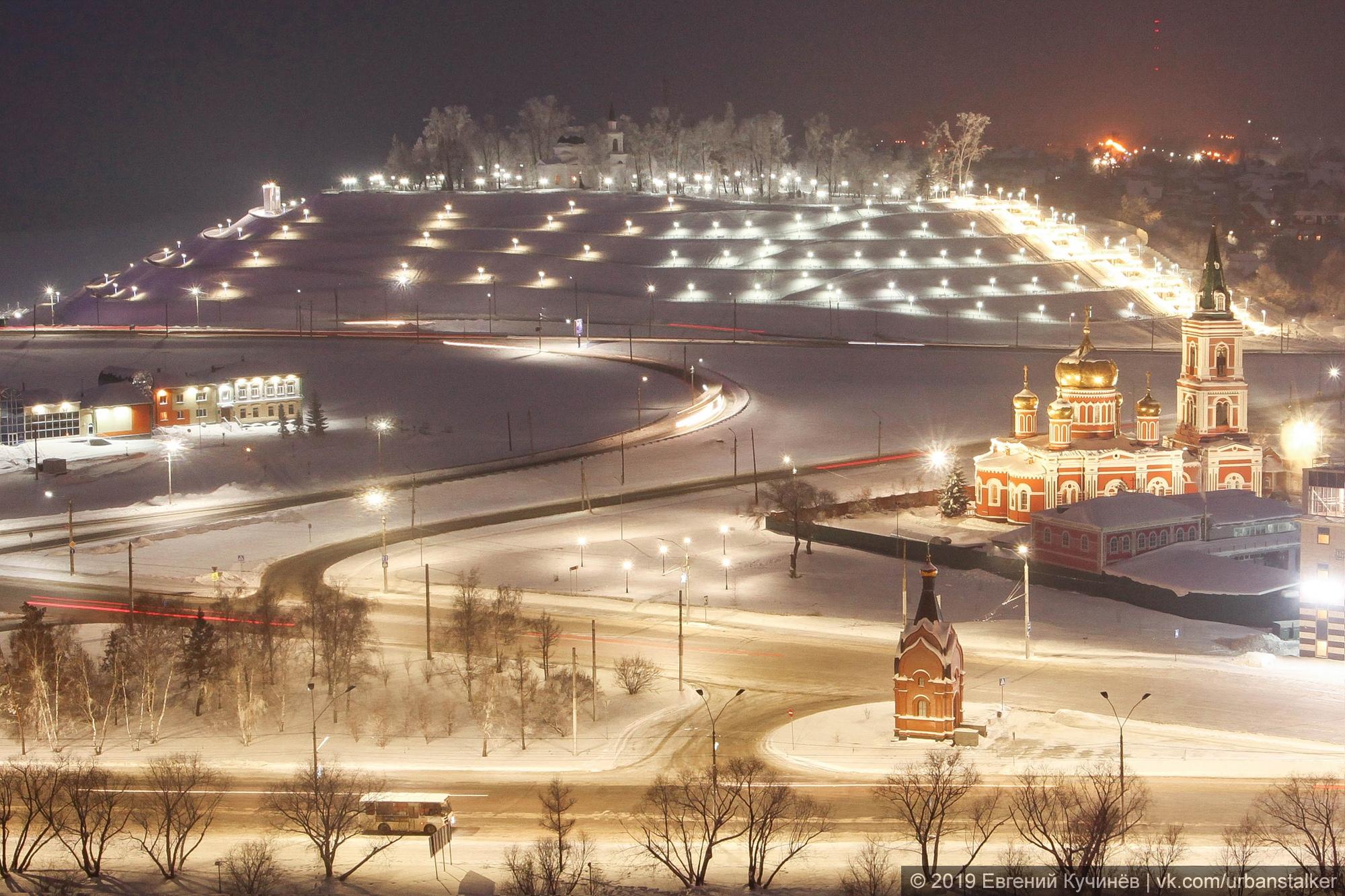 Красивые зимние фотографии барнаул