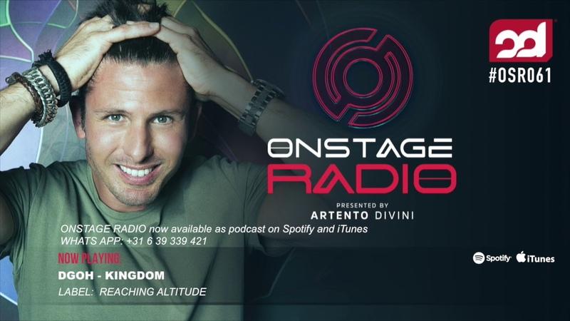 Artento Divini - Onstage Radio 061