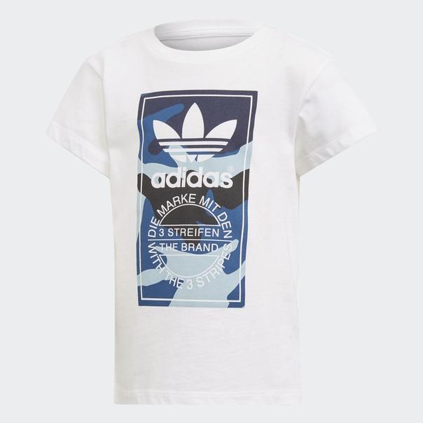 Комплект: футболка и шорты Camouflage