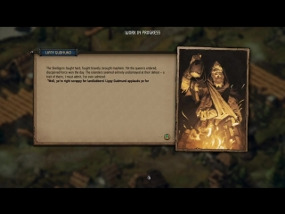 Thronebreaker The Witcher Tales 37-minute Gameplay Walkthrough